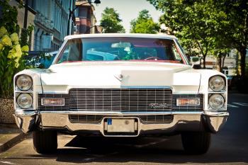 Cadillac Classic Car