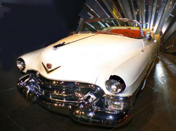 Cadillac Eldorado Convertable.1953 8.2 litre V8. (13)