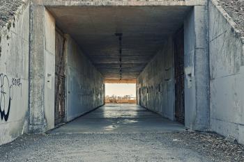 California War Tunnel - HDaRmageddon
