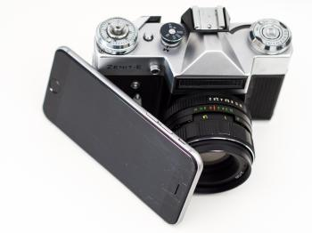 Camera and Mobile