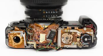 Camera from the Inside
