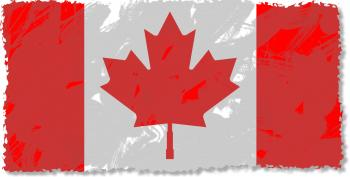 Canadian Flag Clipart