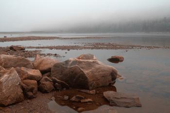 Cape Breton Mist - HDR