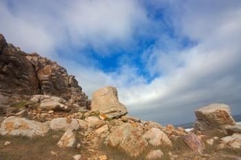 Cape Cliff Stones - HDR