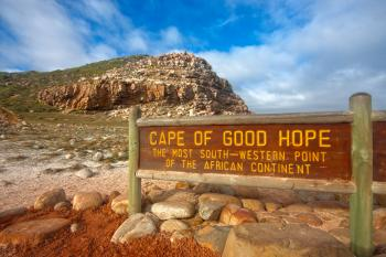 Cape of Good Hope - HDR