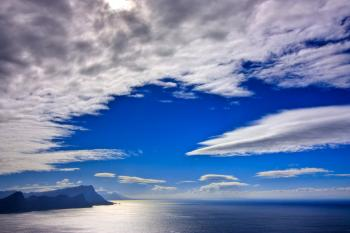 Cape Point Scenery - HDR