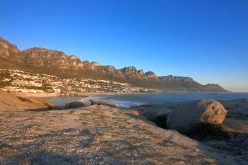 Cape Town Coastal Scenery - HDR