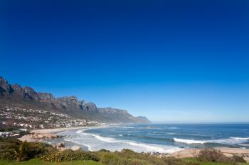 Cape Town Coastal Scenery