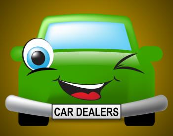 Car Dealers Means Business Organisation And Automobile