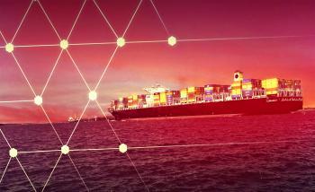 Cargo Ship - Logistics Concept