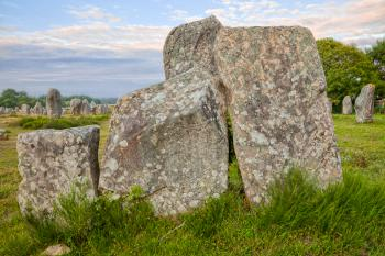 Carnac Stones - HDR