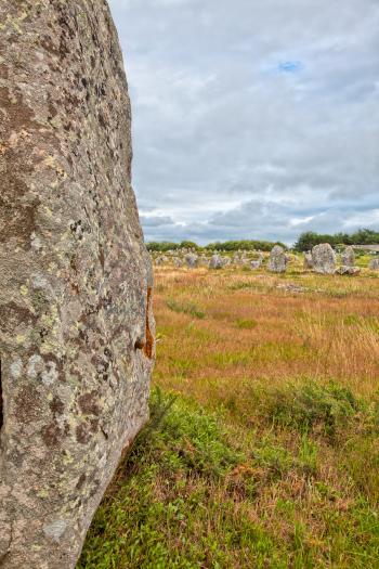 Carnac Stones - HDR
