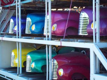Carnival cars - Halswell