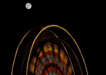 Carnivalesque Moon