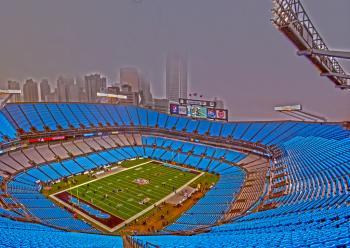 Carolina panthers football stadium