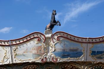 Carousel crest - 2