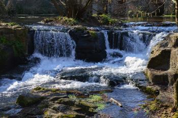 Cascate del fiume Treja