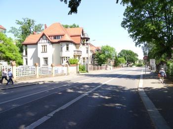 Caspar David Friedrich Straße Dresden
