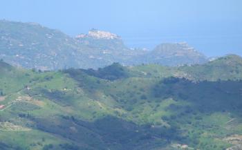 Castelmola-Taormina-Etna-Volcano-Sicily-Italy - Creative Commons by gnuckx