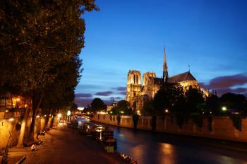 Cathédrale Notre-Dame de Paris [France]