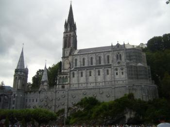 Cathedral of Lourdes (France)