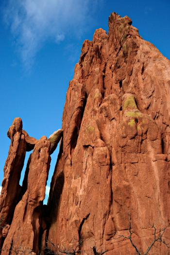 Cathedral Spires at Garden of the Gods