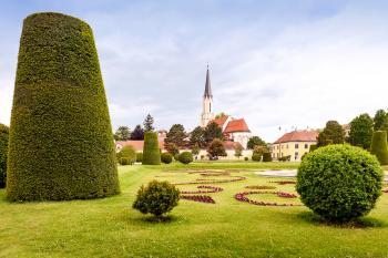 Catholic parish church maria hietzing