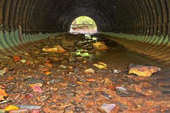 Catoctin Tube Tunnel - HDR