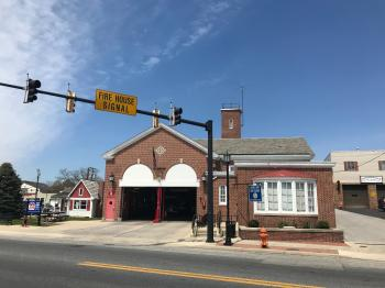 Catonsville Fire Station/Catonsville Station 4, 756 Frederick Road, Catonsville, MD 21228