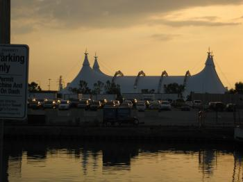 Cavalia Odysseo, shortly after sunrise, 2012 07 06 -a.jpg