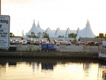 Cavalia Odysseo, shortly after sunrise, 2012 07 06 -c.jpg