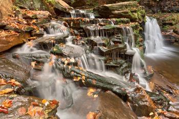 Cayuga Falls - HDR