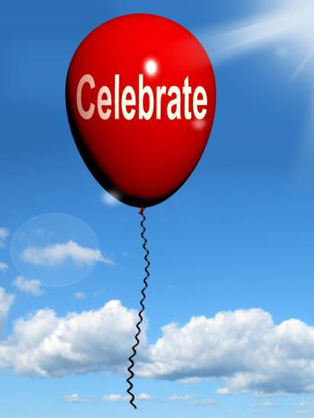 Celebrate Balloon Means Events Parties and Celebrations