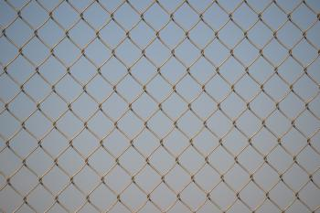 Chain Mail Fence