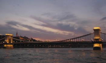 ChainBridge in Budapest, Hungary