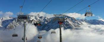 Chairlifts of Alpine