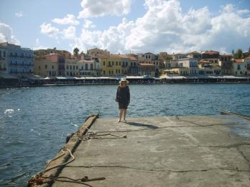 Chania Greece