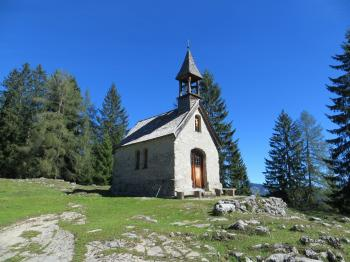 Chapel on the Mountain