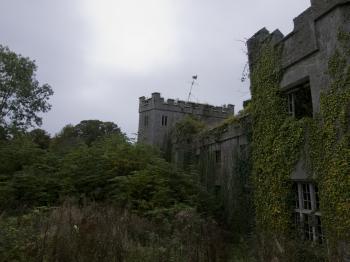 Charleville castle stables