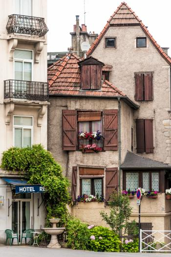 Charming french houses