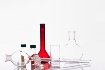 Chemistry Experiment Glassware