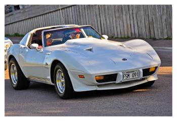 Chevrolet Corvette Sting 1975