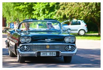 Chevrolet Impala 1958