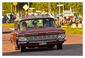Chevrolet Nomad 1959