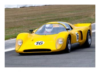 Chevron B16 from 1970