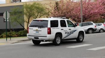 Chevy Tahoe: Bellingham Police Department (9090)