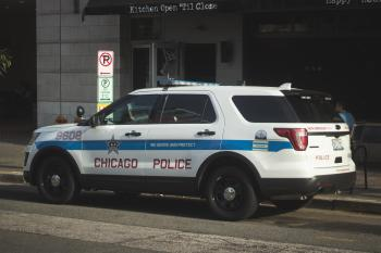 Chicago, IL Police - Ford Utility