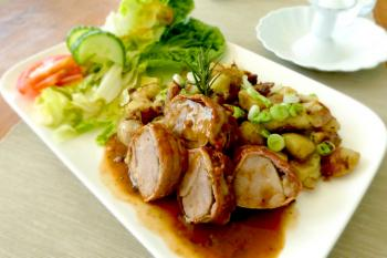 Chicken Meat Dish