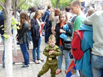 Child Defender, Victory Day, Russia