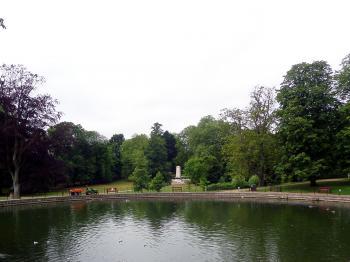 Christchurch Pond